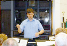 Mike Poole Conducting